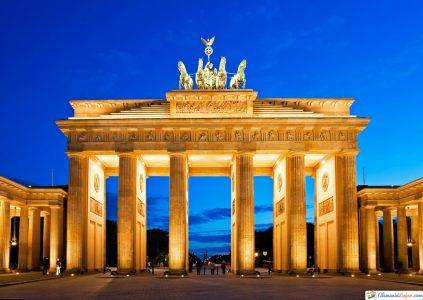 Puerta de Brandenburgo Alemania