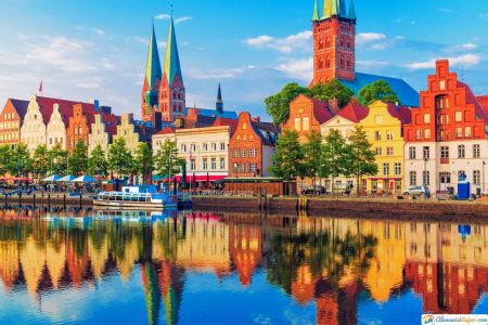 lubeck en Alemania