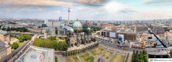 vista de la catedral de alemania